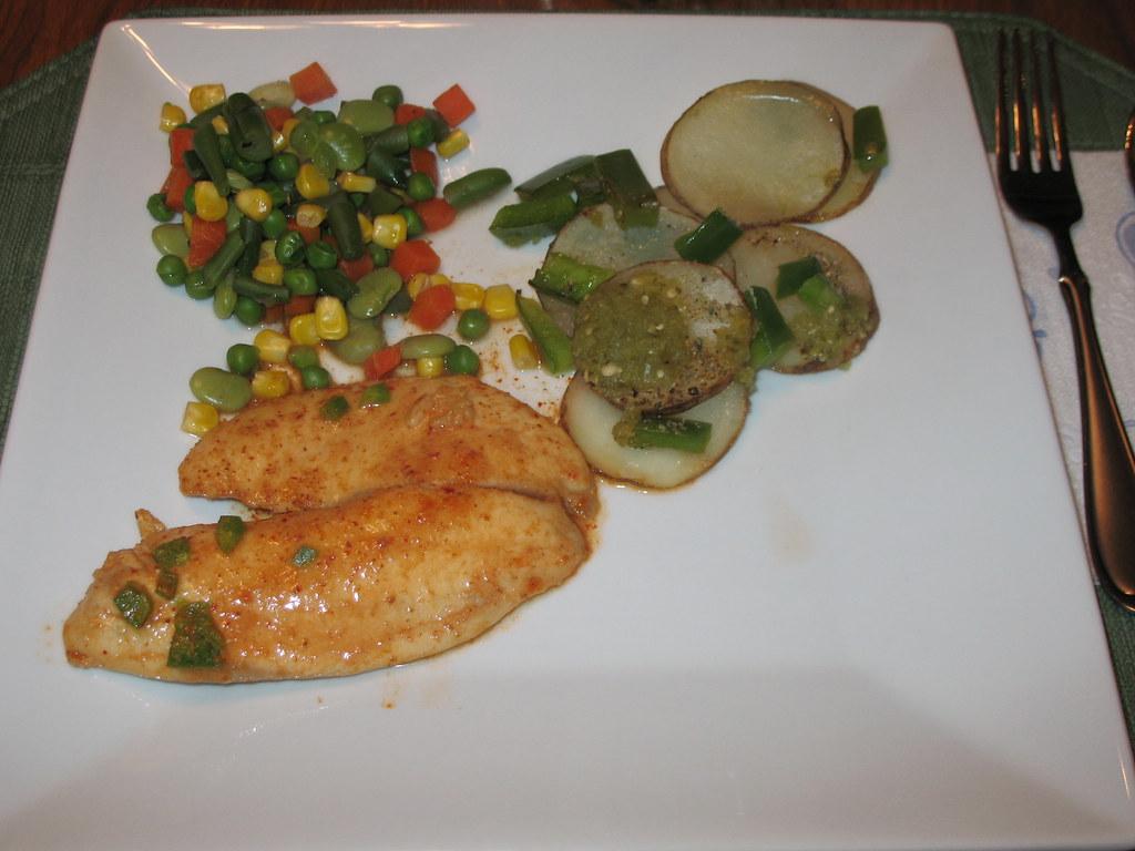 Monday Dinner (2/16/09)