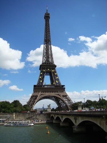 Torre Eiffel Foto 1