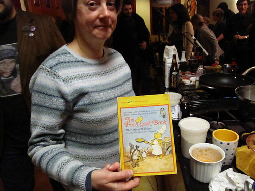 pooh bear cookbook