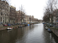 Amsterdam has canals?