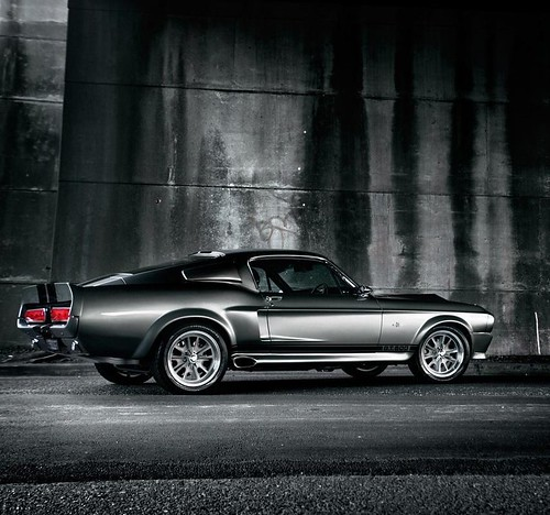 mustang shelby 67. 1967 Shelby Mustang GT 500