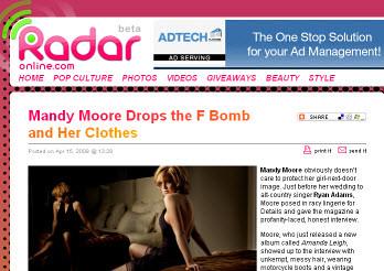 F-Bombs In Headlines
