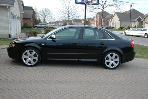 For Sale 2004 Black Audi S4 Low Mileage