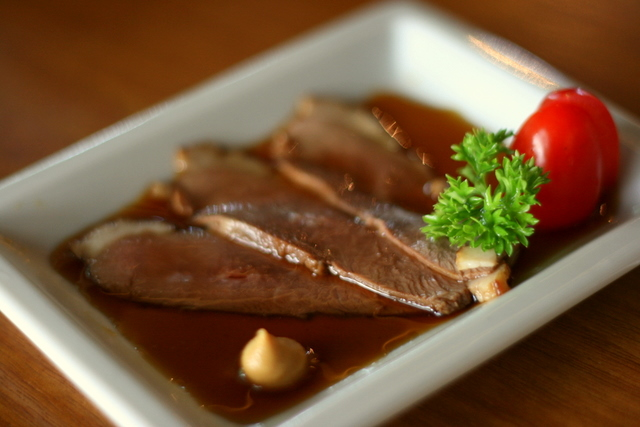 Kamo Roast Yaki - Roasted Duck Breast