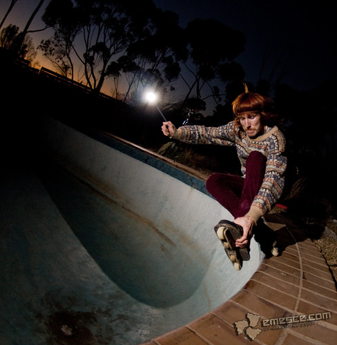 Robbie Pitts - Abandoned Pool Fishbrain