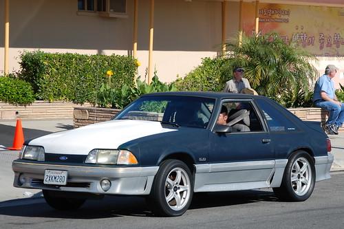 Flickriver: Random photos from Fox-body Mercury & Ford pool