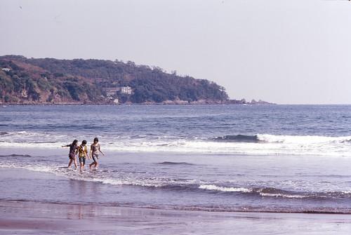 Yoshihama beach