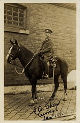 Curragh Camp 1916 (ofarrl) Tags: ireland horse irish soldier uniform antique military lancashire ww1 britisharmy worldwar cavalry kildare curragh hussars