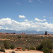 Arches and La Sal Range