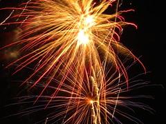 Nikon P6000 Fireworks