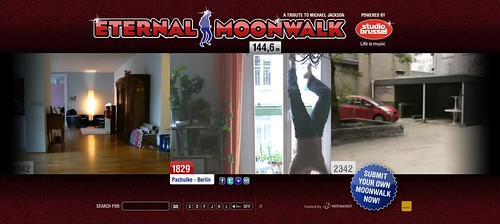 Screenshot Eternal moonwalk - A tribute to Michael Jackson