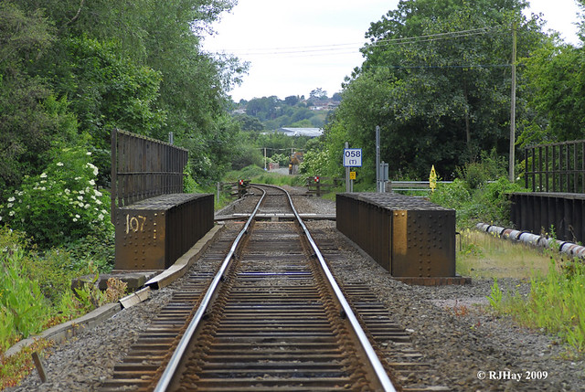 Train Tracks to Welshpool