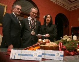 The Kilkenny Chamber Shopping Voucher  Scheme launched during Christmas 2008 was a form of local currency.