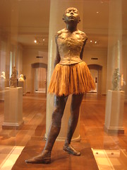 Little dancer aged fourteen (goimardantas) Tags: sculpture ballet usa art girl washingtondc dancer escultura eua menina fille bailarina nationalgalleryofart bal danceuse edgardegas littledanceragedfourteen