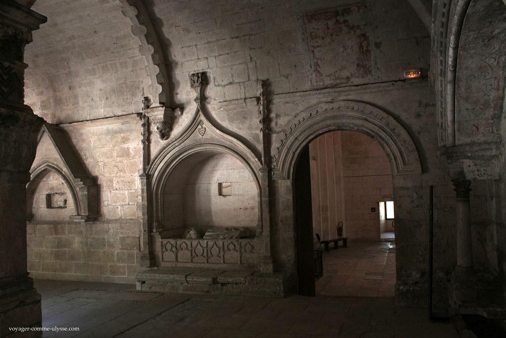 Chapelles rayonnantes du cloître
