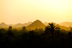 Sunset from Siwa Oasis (   Ahmed Abd El-fatah) Tags: sunset oasis siwa