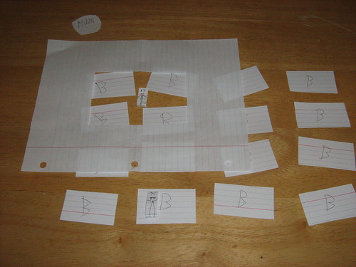 Prototype for Vampire Game
