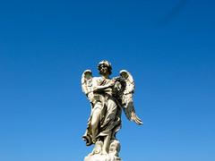 サンタアンジェロ橋の天使
