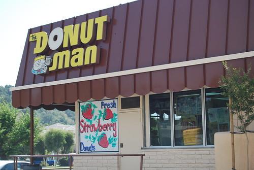 Donut Man, Glendora