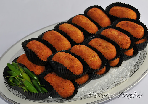 kroket kentang keju source internet bahan 800 gr kentang 50 gr keju ...