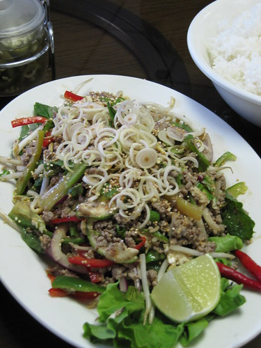 give me larb