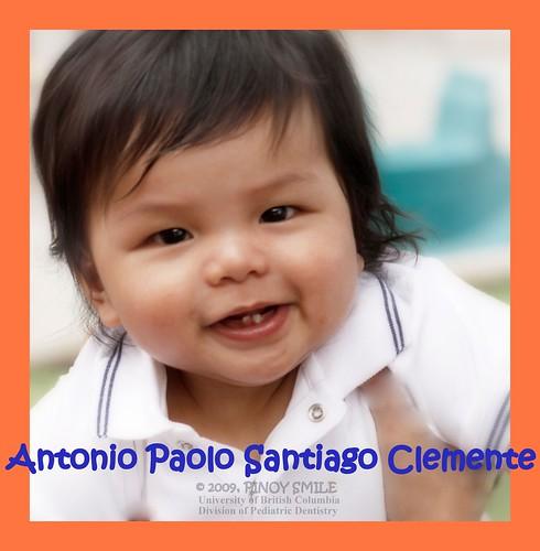 Antonio Paolo Santiago Clemente
