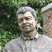 "Jeffery Alan Cook Statue in Fort Payne, Al ""the Sock Capitol"""