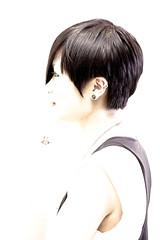 【女生髮型】朝著個性短髮前進