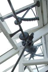 Restored Greenhouse Mechanism