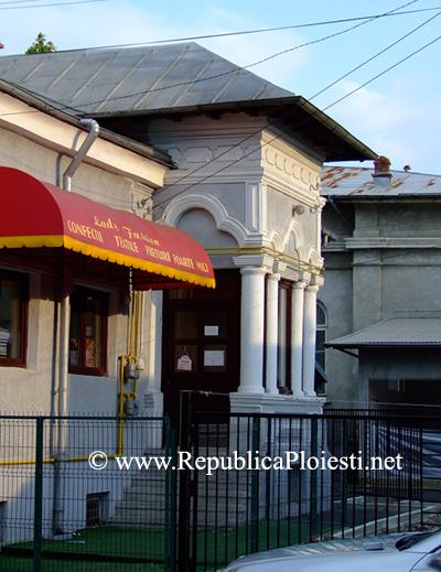 Casa Gheorghe Iordache Cantacuzino