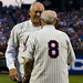 Nolan Ryan and Yogi Berra