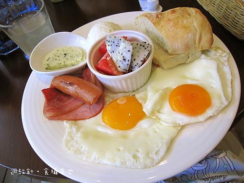 來我家吧歐陸早午餐