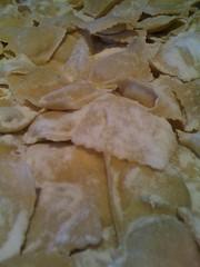 Mushroom Medley Ravioli