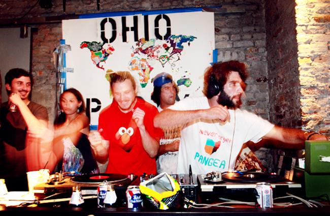 Ohio Party :Yunice kang