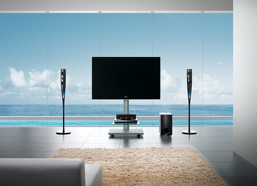 LGEPR님이 촬영한 LG LED LCD TV(SL9000).