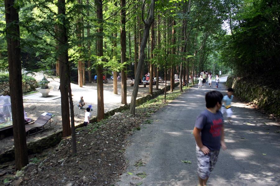 Jangtaesan provinvial park(3)