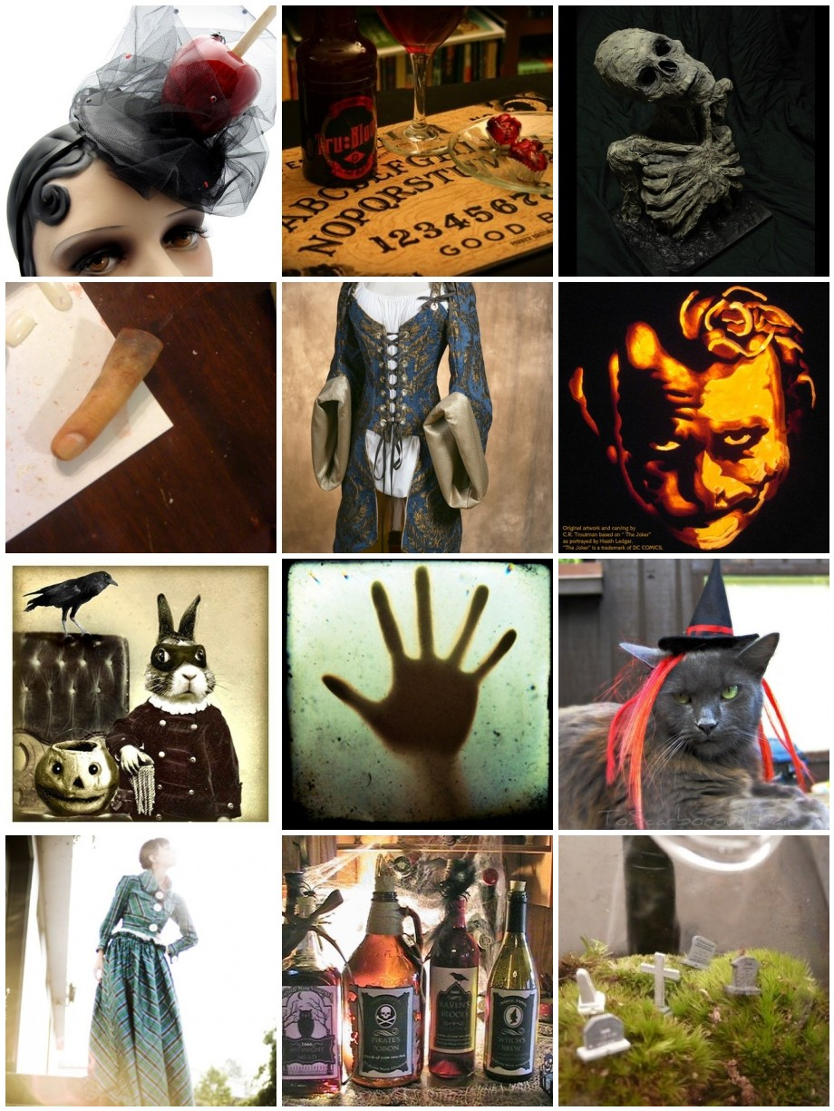A Very Etsy Halloween