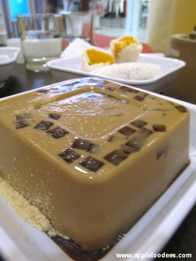 Coffee Pudding