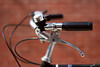 Bicycle (victoria.anne) Tags: red bike bicycle bokeh