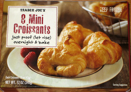Trader Joe's Mini Croissants