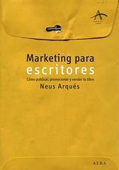Neus Arqués Marketing para escritores