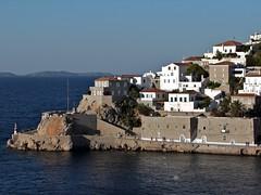 hydra (Winfried Veil) Tags: houses sea island meer veil insel greece griechenland hydra winfried mediterraneansea huser mittelmeer mobilew winfriedveil