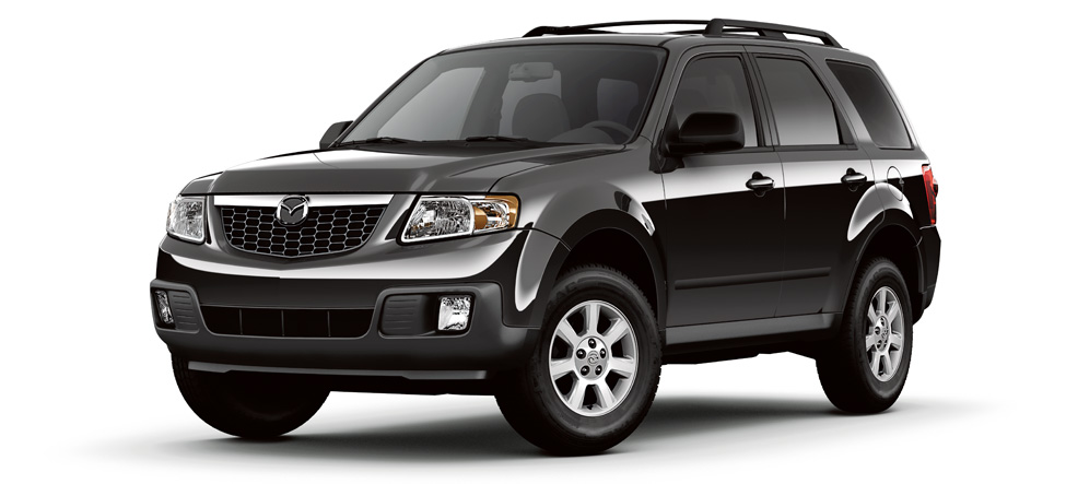 Mazda Tribute 4-wheel drive