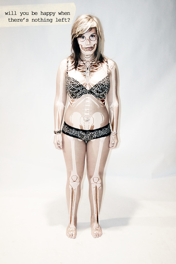 The Worlds Most Recently Posted Photos Of Anorexia And Skeleton