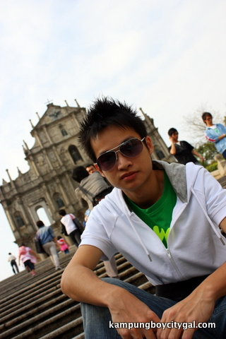 HK MACAU 2009 1031