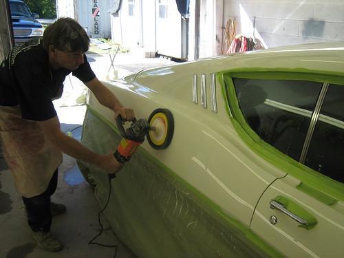 Ford Talladega Restoration