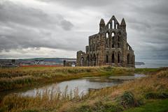 Whitby Abbey (scuba_dooba) Tags: uk england abbey port coast town ruins yorkshire north ruin whitby