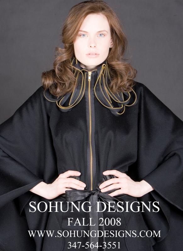 Sohung Designs zipper fashions 2