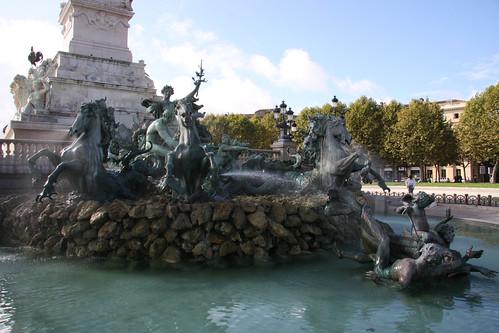 Bordeaux Fountain