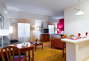 Plantation, Florida hotel suites